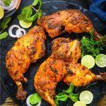 Edible Tandoori Chicken Recipe