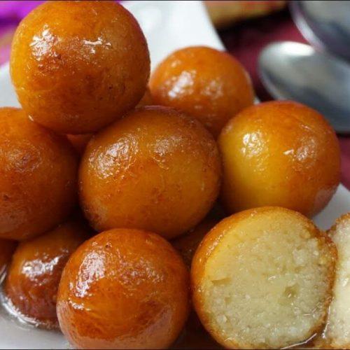 Gulab Jamun Recipes