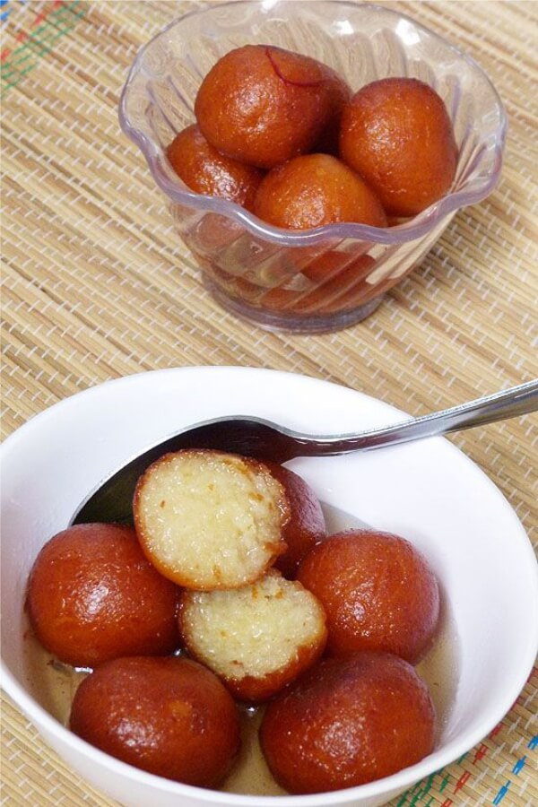 What to serve with Gulab Jamun
