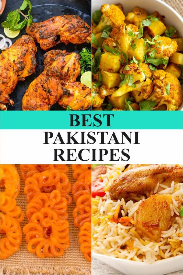 best pakistani recipies